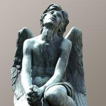 Wharton statue